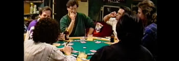 Poker at Shawn Gordon's