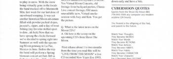 Moon News April 1995